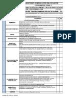 Matriz VerificaciÓn Estructura y Componentes Del Pei 2018-2022 Asre z3