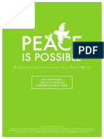 Act for Peace Concept Paper