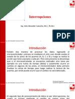 Interrupciones (lenguaje ensamblador)