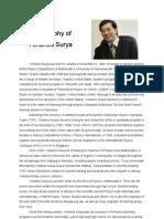 A Biography of Yohanes Surya