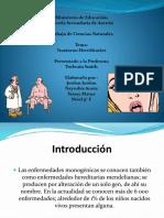 trastornos hereditarios1