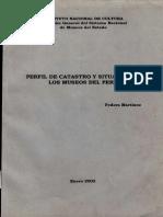 Fedora Martínez PERFIL DE CATASTRO MUSEOS.PDF