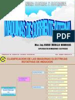 1.- Maquinas Electricas Asincronas. Agosto 2019 b