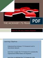 The McKinsey 7S Model