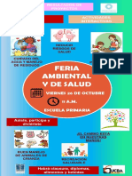 Feria Ambiental y de Salud
