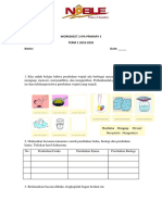 Worksheet 2 Noble School Medan