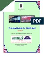 Training Module OBHS English