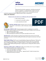 PPE for Truck Drivers PDF