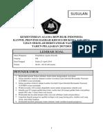 SOAL & KUNCI JAWABAN USBN SD 2018-KTSP-susulan.docx