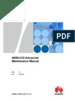 G630-U10 Advanced Maintenance Manual