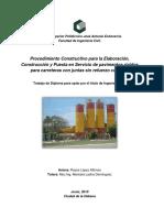 Tesis Raysa Lopez Alfons ISPJAE Procedimiento Constructivo Pavimentos Rigidos Junio2010
