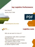 Measuring Logistics Performance