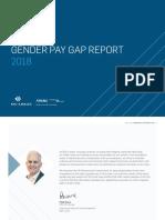 SNC-L Gender Pay Gap 2018
