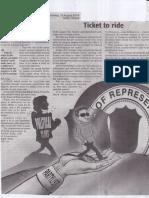 Daily Tribune, Aug. 15, 2019, Ticket to ride.pdf