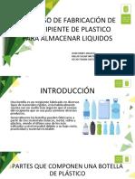 Expo Fabricación Botellas Plasticas