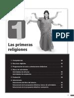 Prefacio Religiones