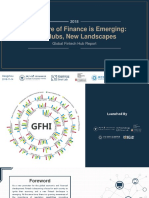 2018 Ccaf Global Fintech Hub Report Eng