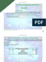 Diplomado en Ethical Hacking y Network Security Veranos 2019