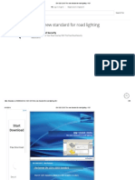 En 13201_2015 the New Standard for Road Lighting - PDF