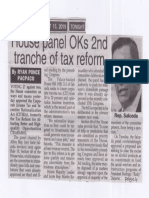 Peoples Tonight, Aug. 15, 2019, House panel OKs 2nd tranche of tax reform.pdf