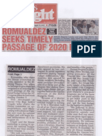 Peoples Tonight, Aug. 15, 2019, Romualdez seeks timely passage of 2020 Budget.pdf