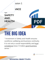 01_Session 1_Importance of Safety and Health