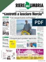 Rassegna stampa dell'Umbria giovedì 15 agosto 2019 UjTV News24 LIVE