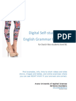 digital self-study grammar guide b1-level