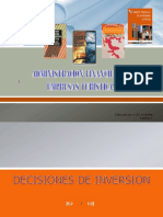 12 Decisiones de Inversion