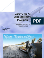 Efect of density on aircraft performance.ppt