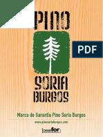 Marca de Garant a Pino Soria Burgos