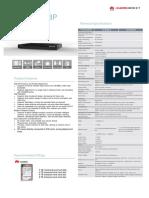 data sheet huawei