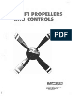Jeppesen Aircraft Propellers and Controls by Fank Delp