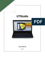 UTStudio3 User Guide 2013-07-30
