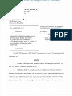 385 Adamston Lawsuit