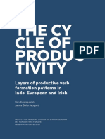 The Cycle of Productivity