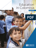 Education in Colombia Highlights