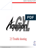 2.5_AquilionCXL Biomed - Trouble Shooting