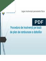 Procedura insolventei persoanelor fizice