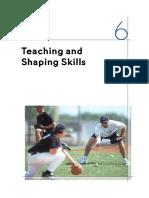 Coaching Teaching Skills CH6