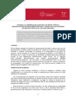 Manifiesto del Observatorio Criminológico del Sistema Penal ante la Inmigración