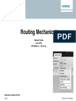 NX100 Routing Mecanical BV