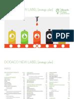 Dodaco - New Label Strategic Plan - Indice [ITA]