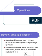 6.6 Function Operations (1)