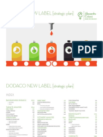 Dodaco - New Label Strategic Plan - Index [ENG]