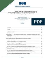 2007 Ley de Los Consuidores BOE-A-2007-20555-Consolidado