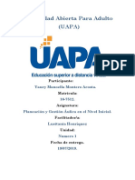 tarea de la UAPA