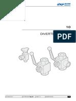 valves diverter