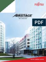 General Airstage VRF 2018 Screen