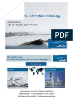 New Linde LNG Fuel Station Technology